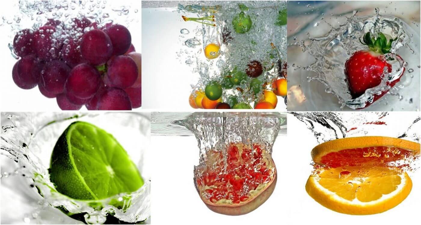 Importancia del agua y su presencia en los alimentos