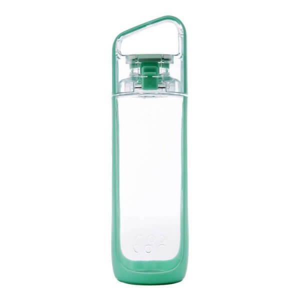 Botella de Hidratación Hidrolit Kor Delta color Sea Spray - Frente