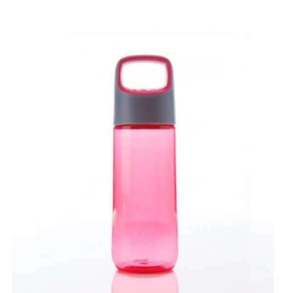 Botella de agua Hidrolit Kor Aura color Hyper Pink - 500ml