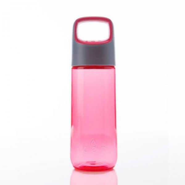 Botella de agua Hidrolit Kor Aura color Hyper Pink